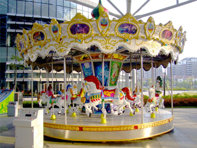 16 seats merry-go-round-for sale