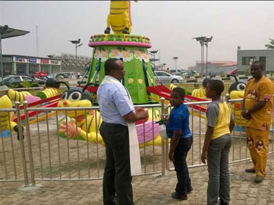Amusement Park Self-control Bee Ride For Sale