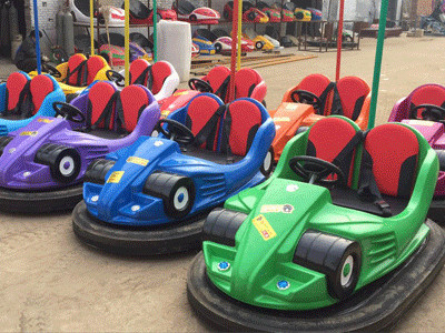 Electric skynet bumper car for sale