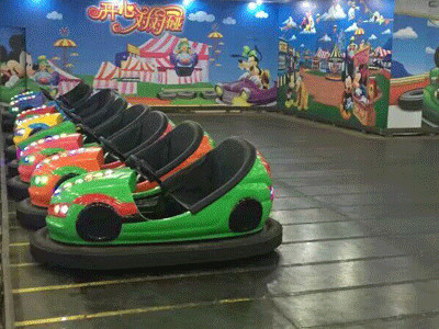 Ground Grid Bumper car for sale