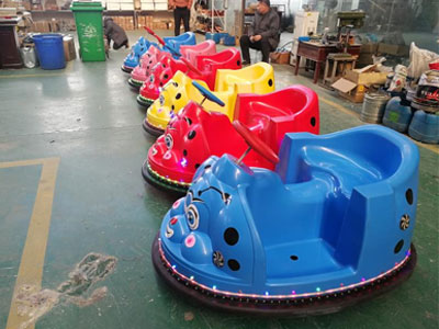 Kid battery bumper car for sale