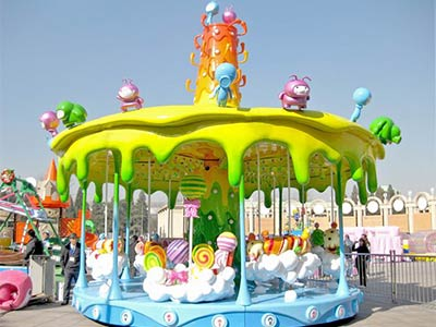 candy merry go round carousel fro sale