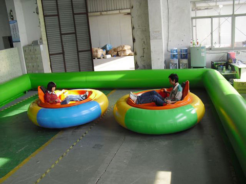 adult inflatable bumper car rides