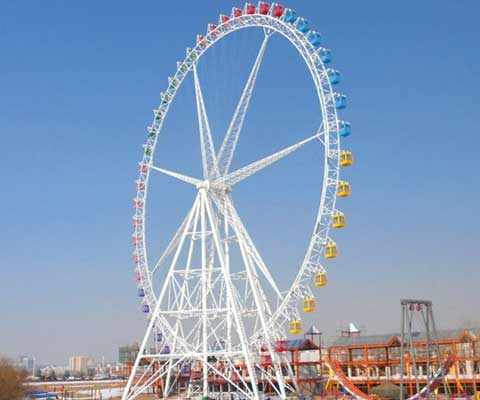 89m ferris wheel for sale