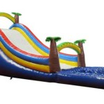 bis-047-inflatable-tropical-palm-tree-water-slide-with-pools-for-sale