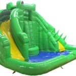 bis-098-crocodile-isle-inflatable-water-park-with-slides-for-sale