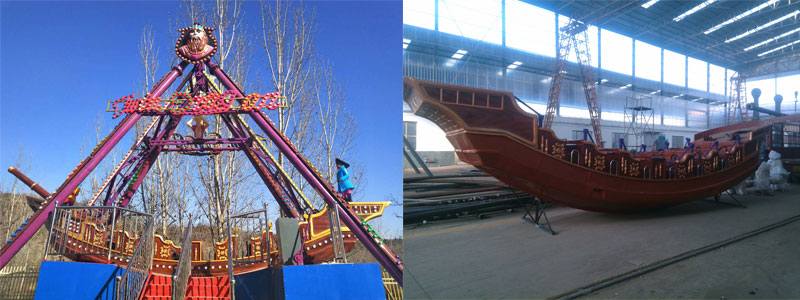 Beston 24 seat pirate ship for sale