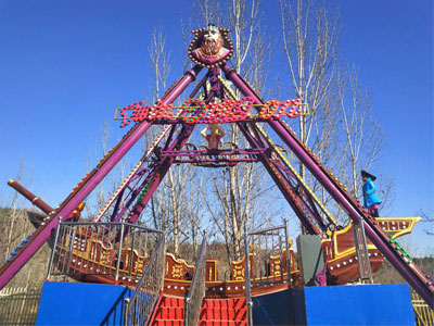 Beston 24 seats pirate ship ride for sale