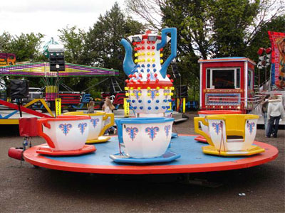 Beston Cup and Saucer Ride For Sale