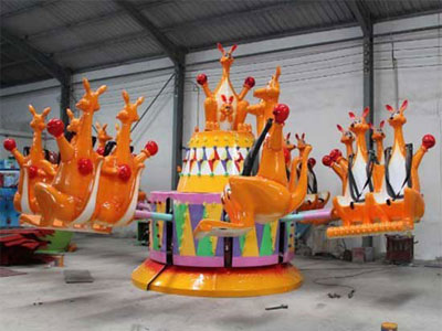 Carnival Kangaroo Jumping Ride For Sale