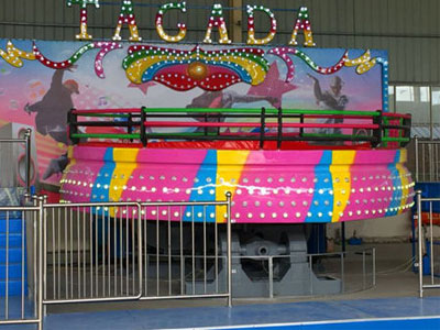 Disco Tagada Crazy Dance Disco Ride For Sale