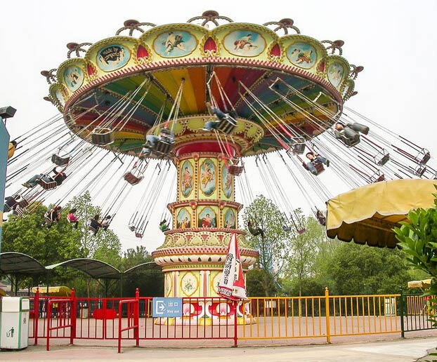 Stock photography - color carousel