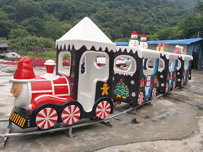 Hot Popular Christmas Mini Train Rides manufacturer