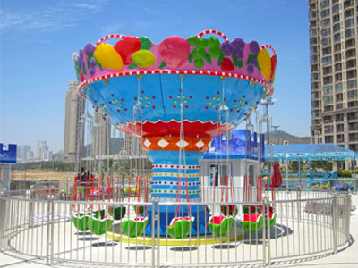 Hot Sale Fruit Wave Swinger Ride manufacturer