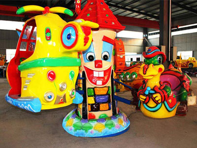 Kids Rotating Abaiqi Ride For Sale