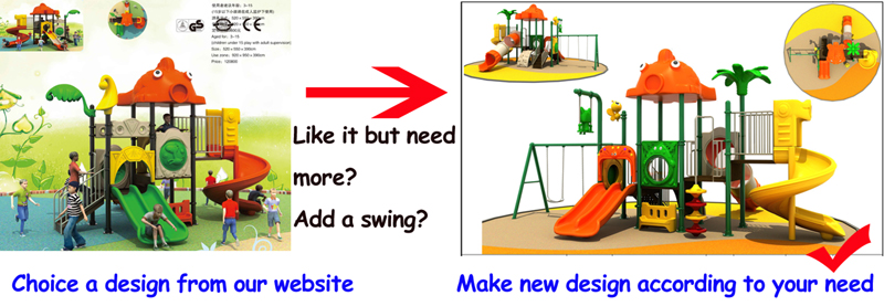 beston playground slide for sale