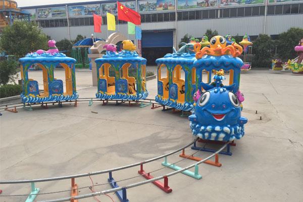 kid ocean track train ride for sale 04