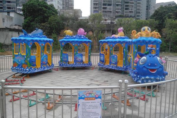 kid ocean track train ride for sale 05