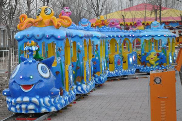 kid ocean track train ride for sale