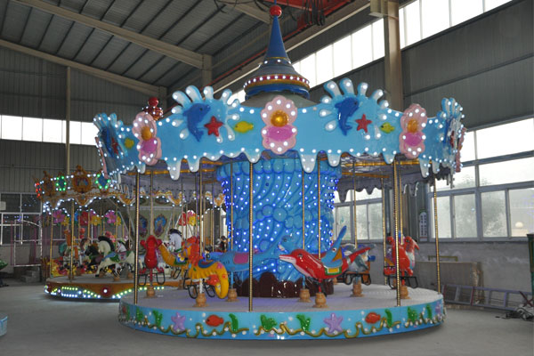 ocean carousel ride for sale 01