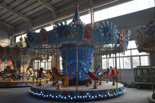 ocean carousel ride for sale 02