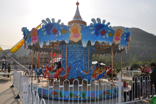 ocean carousel ride for sale 04