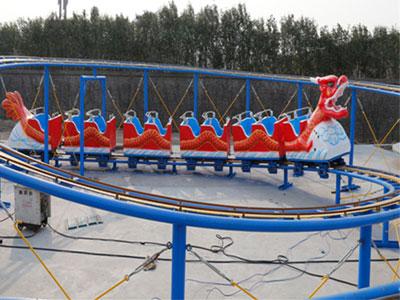 sliding dragon roller coaster for sale 01