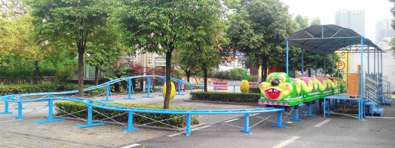 worm roller coaster manufacturer