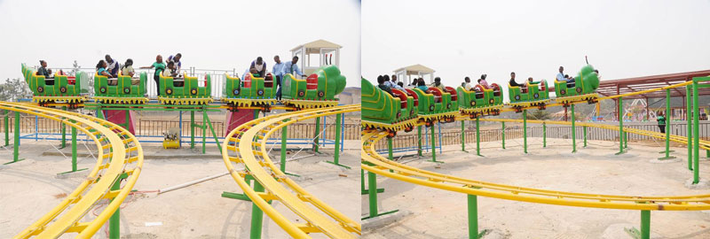 worm roller coaster ride supplier