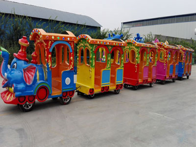 Beston Amusement Elephant Train Ride For Sale