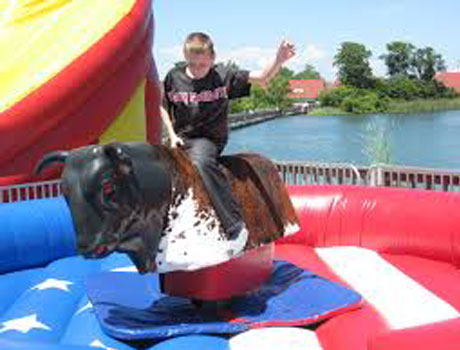 Beston Mechanical Bull Ride In America