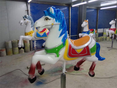 carousel horse ride for sale