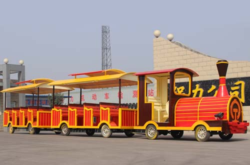 Amusement trackless-train-for-sale