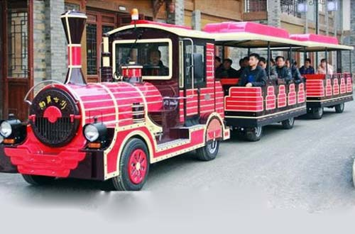 Amusement-trackless-trains-for-sale