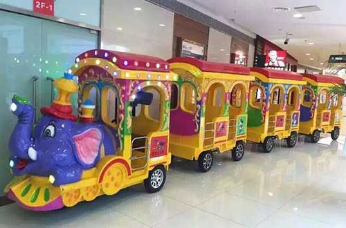 Mall trackless-train-with-for-sale-cheap-in-Beston