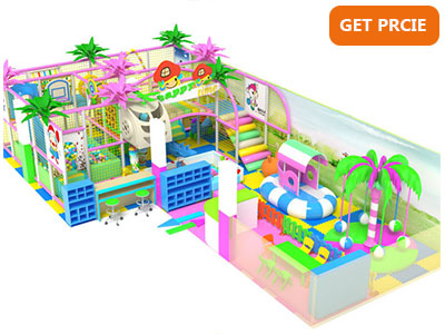 Kids fun indoor playground naughty castle 004