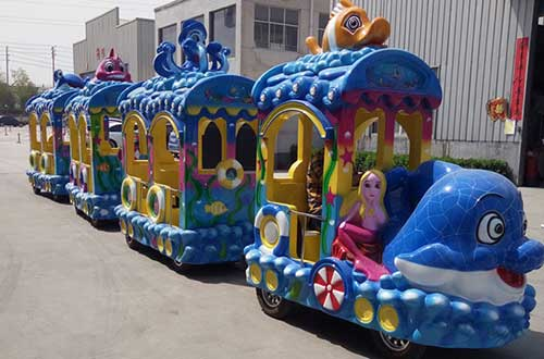 ocean-themed-electric-trackless-train-rides-for-sale