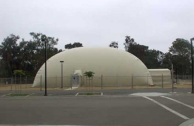 inflatable warehouse