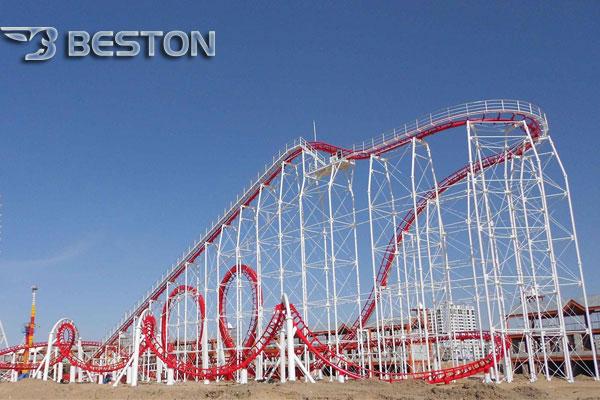 3-loop roller coaster 5
