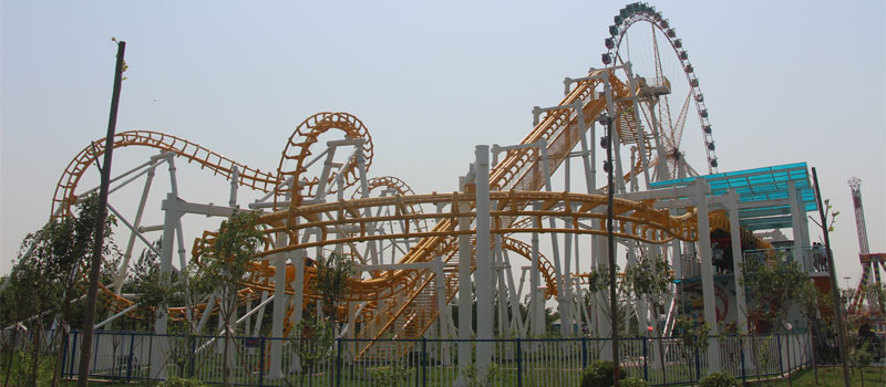 beston suspended roller coaster ride for sale