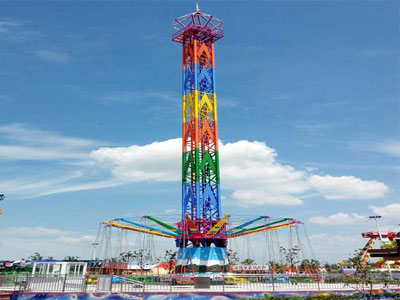 Swing Tower Rides manufacturer and supplier