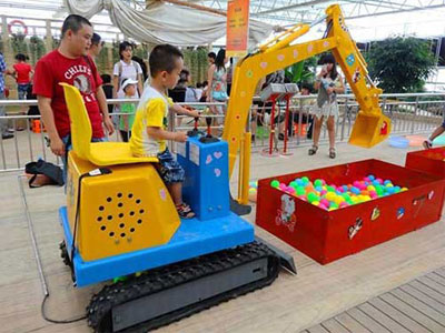 Kid excavator rides for sale 03