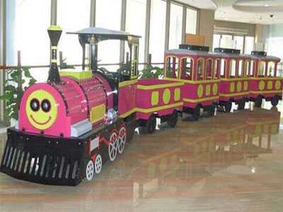 shopping mall trackless train ride for sale