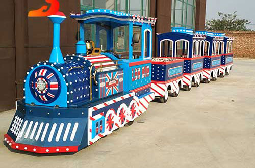 special trackless train for sale