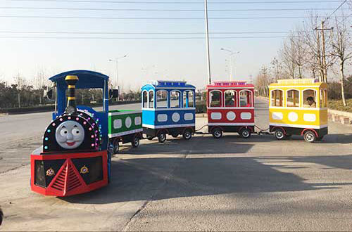 thomas trackless train for sale