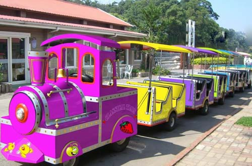 trackless train for sale 01