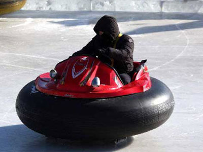 Beston Ice Battery Bumper Car For Sale