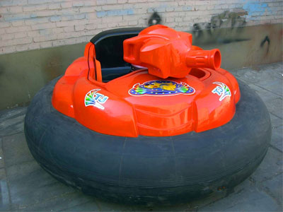 Beston Inflatable Bumper Car With Gun