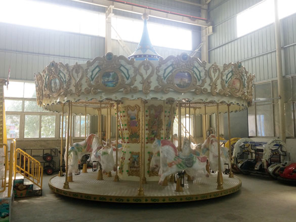 16 Seats Carousel Ride For Sale 05