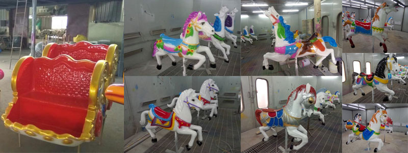 24 seat luxury carousel ride for sale 07